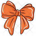 Decorative Bow Bowtie Ribbon Bow Icon