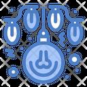 Decorative Bulbs Icon