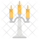 Decorative Candles Icon