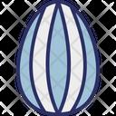 Decorative Easter Egg Egg Icon