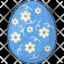 Decorative Egg Icon