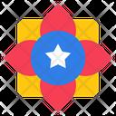 Decorative Flower Icon