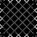 Decorative Monogram Photo Frame Decorative Frame Icon