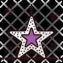 Decorative Star Icon