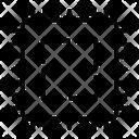 Decorative Textile Icon
