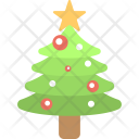 Tree Happy Season Icon