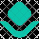Decoretive Bottom Customshape Icon