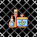 Decoupage Icon