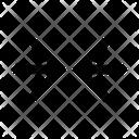 Decrease Arrow Left Icon