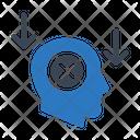 Decrease Down Arrow Icon