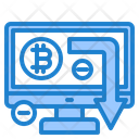 Bitcoin Cryptocurrency Currency Icon