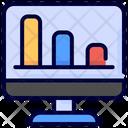 Decrease Monitor Loss Icon