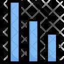 Decrease Graph Decreased Graph Graph Icon