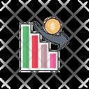 Graph Barchart Statistics Icon