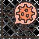 Decrease Infected Person Icon