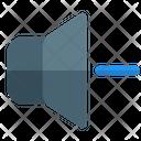 Decrease Volume Icon