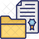 Decree Legal Document Legal Document Template Icon