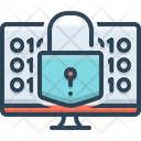 Decrypt Protection Technology Icon