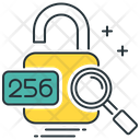 Sha Padlock Safety Icon