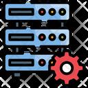 Database Dedicated Server Hosting Icon