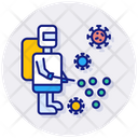 Deep Cleaning Icon