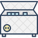 Deep Freezer Icon