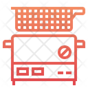 Deep Fryer Deep Fryer Fry Icon