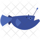 Deep Sea Fish Icon
