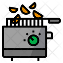 Cook Cookware Deepfryer Icon