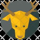 Deer Animal Icon