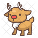 Deer Animal Wild Icon