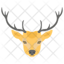 Deer Fauna Bucks Icon