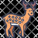 Ideer Deer Antler Icon