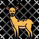 Deer Antler Wild Icon
