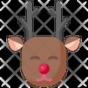 Deer Reindeer Mammal Icon