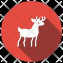 Deer Goat Animal Icon