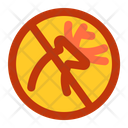 Deer Crossing Animal Reindeer Icon