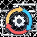 Integration Automation Setting Icon