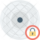 Defence Lock Padlock Icon