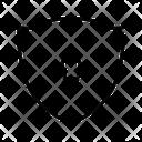 Defence Shield Lock Icon