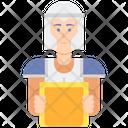 Defender Male Icon