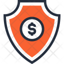 Defense Insurance Money Icon