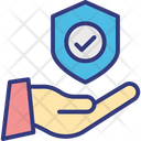 Defense Protection Safety Icon
