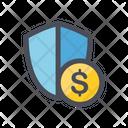 Finance Coin Defense Money Icon