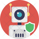 Defense Robot Icon