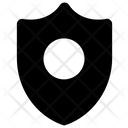 Defense Shield Protective Shield Antivirus Shield Icon