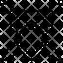 Defenseshielding Shielding Safeguarding Icon