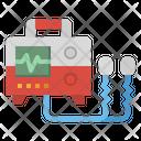 Defibrillator First Aid Icon