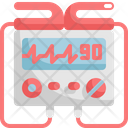 Defibrillator Machine Icon