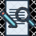 Defined Detail Explain Icon